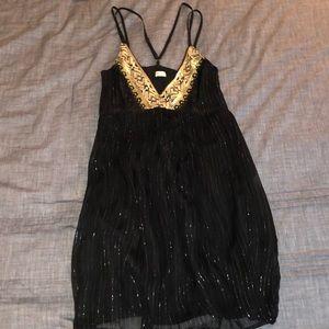 Hollister strappy dress
